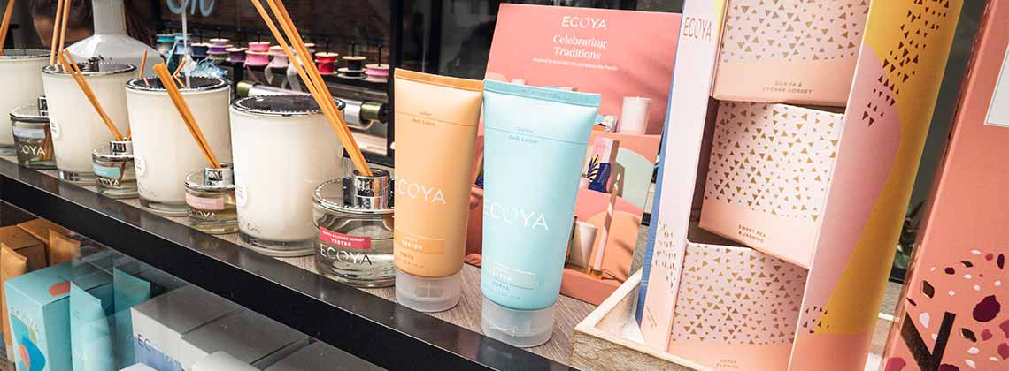 Ecoya and Circa Home Fragrances