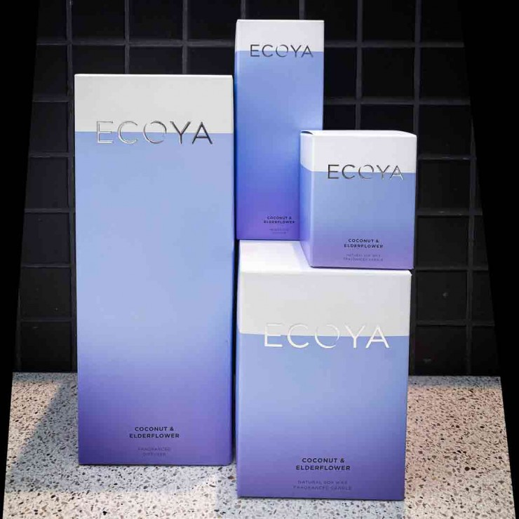 Ecoya Candles & Diffusers starting from
