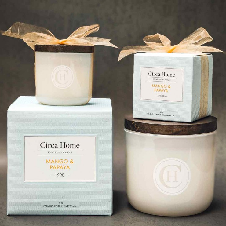 Circa Home Fragranced Candles starting from