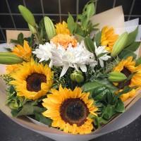 Sunny Field Bouquet